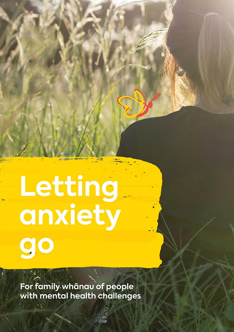 Letting Anxiety Go