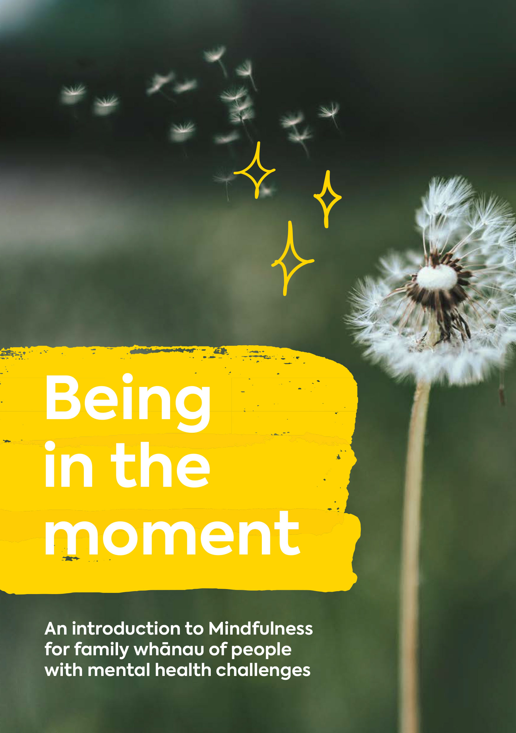 Being in the moment: An introduction to mindfulness