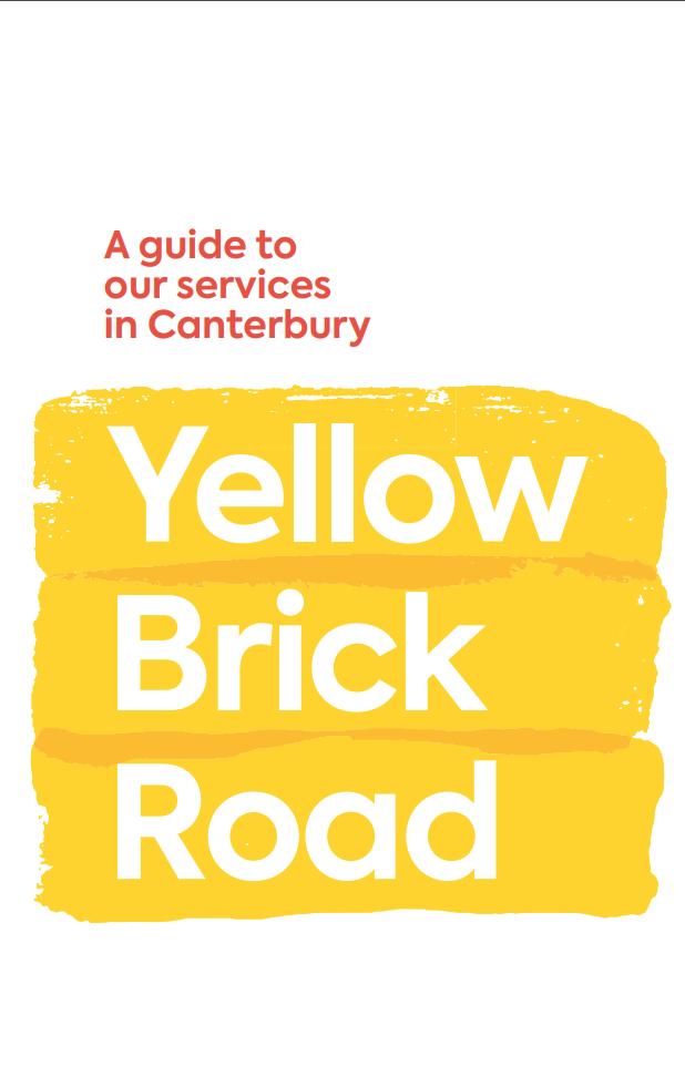 Canterbury Services Brochure