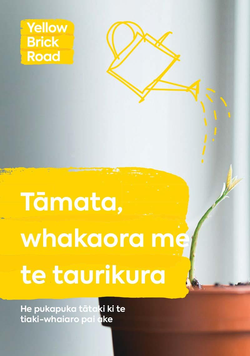 Tāmata, whakaora me te taurikura